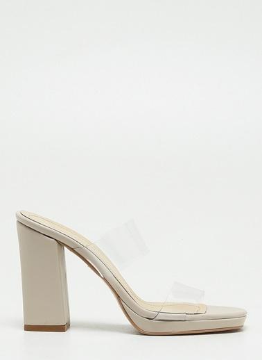 F By Fabrika Kadın Siyah Ayakkabı VANESSA Ten
